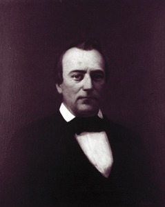 Portrait of Francis Richard Lubbock