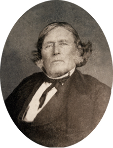Portrait of Jesse  Grimes