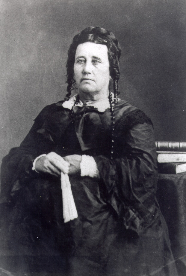 Portrait of Susanna Wilkerson Dickinson