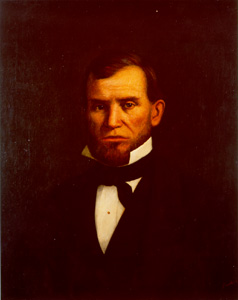 Portrait of Hardin Richard Runnels