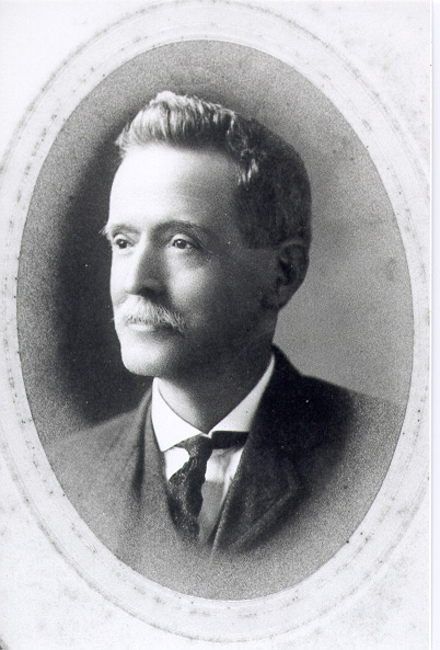 Portrait of Joseph Graves Booth