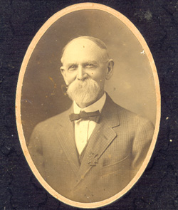 Portrait of Benjamin Prather Layne
