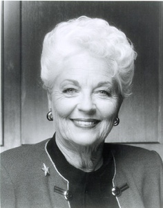 Portrait of Ann Willis Richards