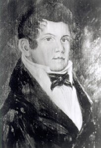 Portrait of Robert  Potter