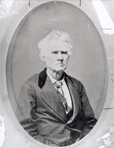 Portrait of Edwin  Waller
