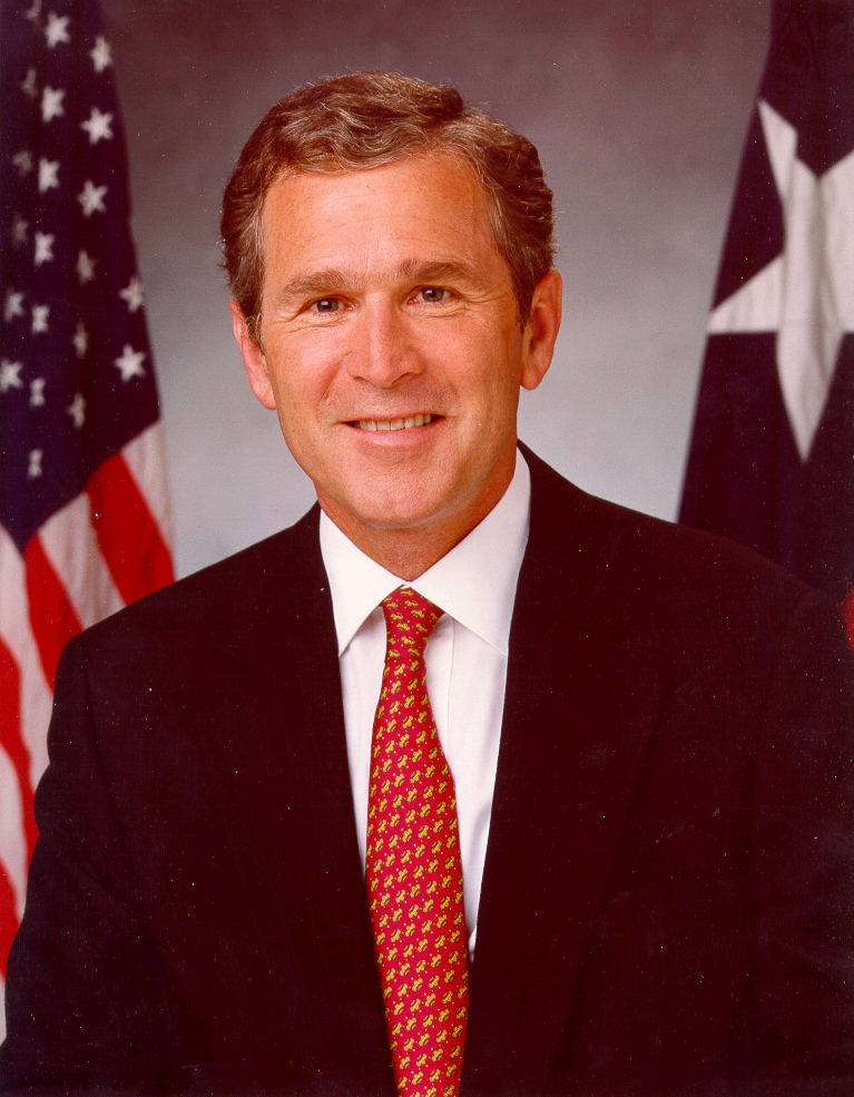 Portrait of George Walker Bush