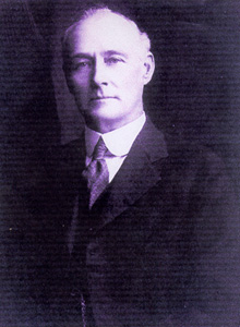 Portrait of Frank Lee Hawkins