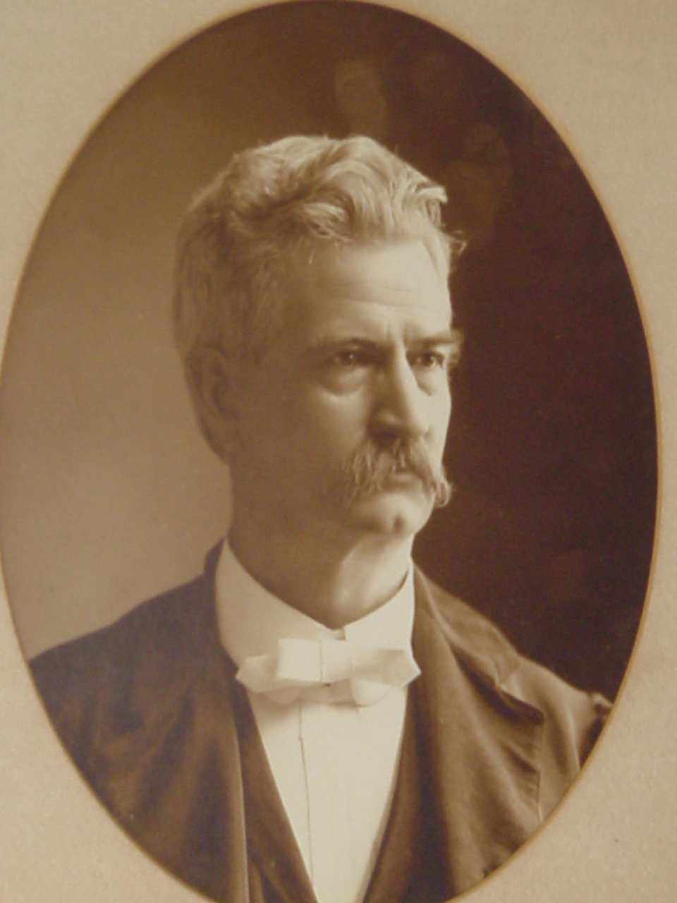 Portrait of William Lewis Davidson
