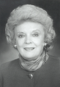 Portrait of Betty Dunlavey King