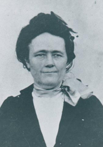 Portrait of Mary Ann Whitehead Bell