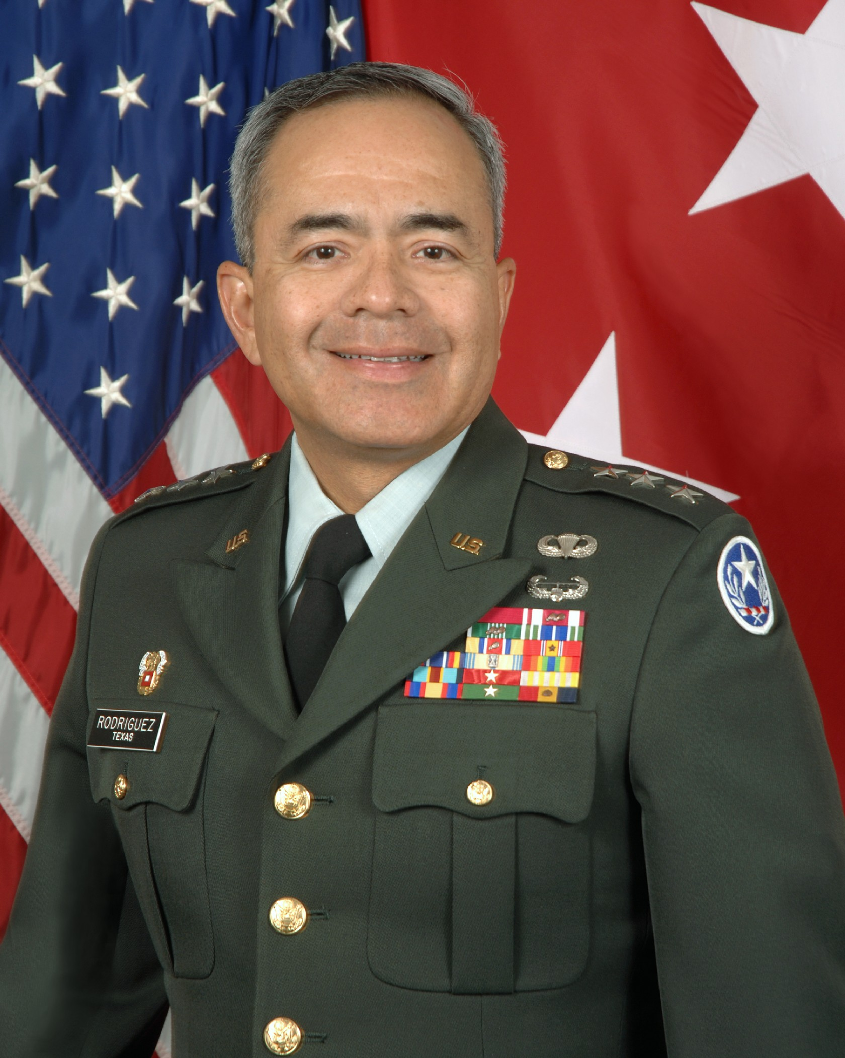 Portrait of Charles Gary Rodriguez