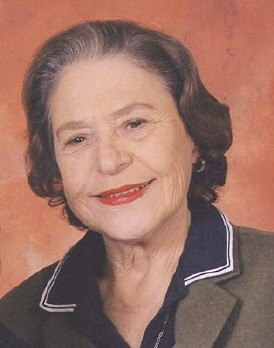 Portrait of Dolores Scott Garza